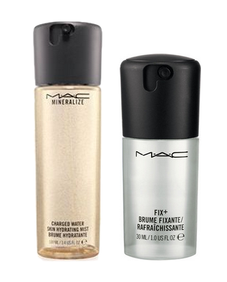 Mac's Fix Plus & Charged Water