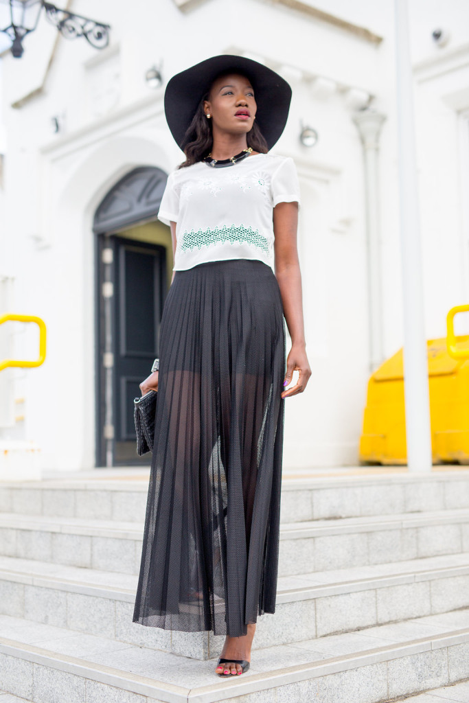SHEER_SKIRT_AND_CROP_CHIFFON