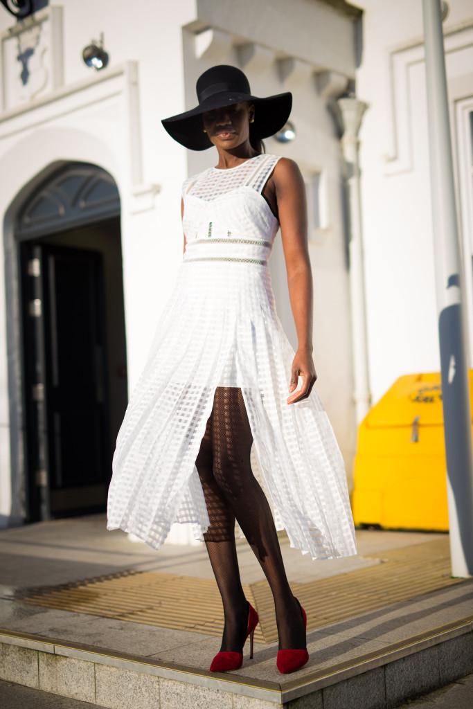 Self_Portrait_Check_Midi_dress
