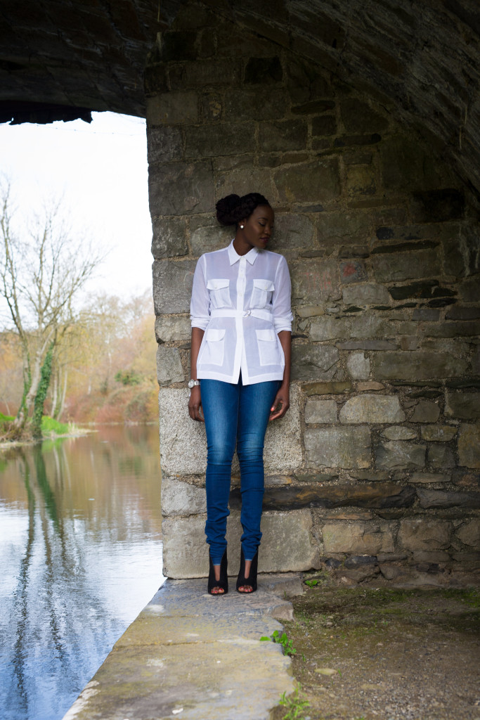 Basics_denim_and_classic_white_shirt