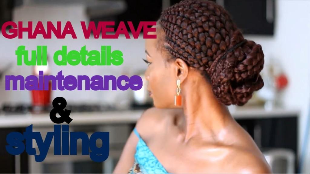 Ghana Weaving