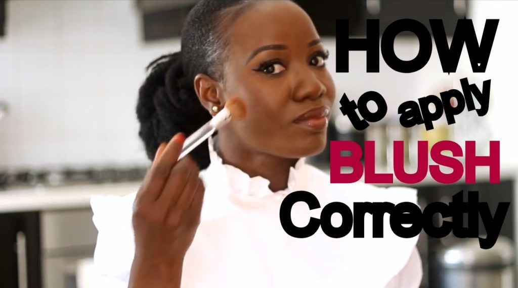 HOW TO APPLY BLUSH IMAGE