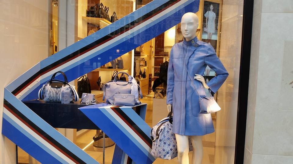 LONGCHAMP DISPLAY