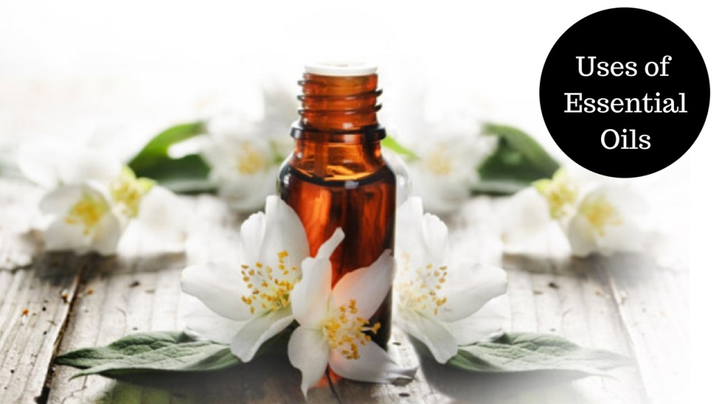 Uses of Essential Oils Image