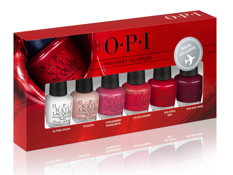 Opi Passport To Colour Moj In Touch